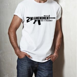 AR15 2nd Amendment Shirt