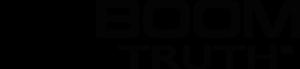 Boom Truth Logo blk