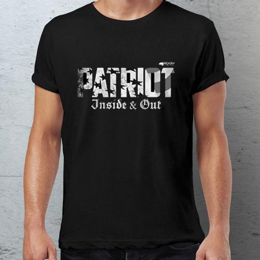 Patriot T-shirt - Black